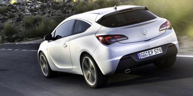 Der neue Opel Astra GTC im ersten Test