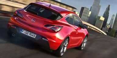 Erste Fotos vom Opel Astra GTC
