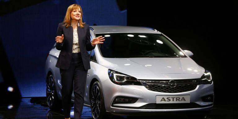 Opel bringt neues SUV-Flaggschiff