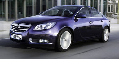 Opel Insignia mit neuem Biturbo-Diesel