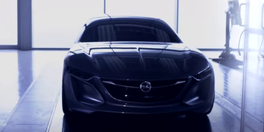Opel präsentiert den neuen Monza Concept