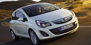 Opel frischt den Kleinwagen Corsa auf