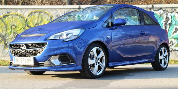 Neuer Opel Corsa OPC im Test