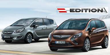 Opel startet günstige Österreich-Edition
