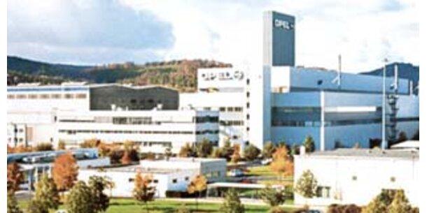 GM investiert neun Milliarden Euro in Opel