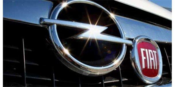 Widerstand gegen Fiat-Einstieg bei Opel