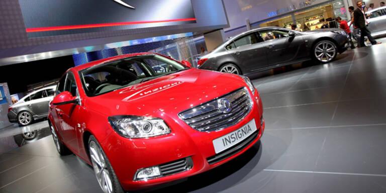 Opels Topmodell gefällt auch Sparfüchsen