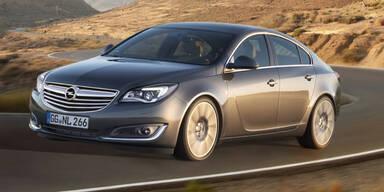 """Das ist der """"neue"""" Opel Insignia"""