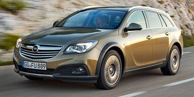 Opel bringt den Insignia Country Tourer