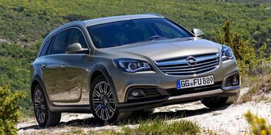 Opel ist neuer Liebling von GM