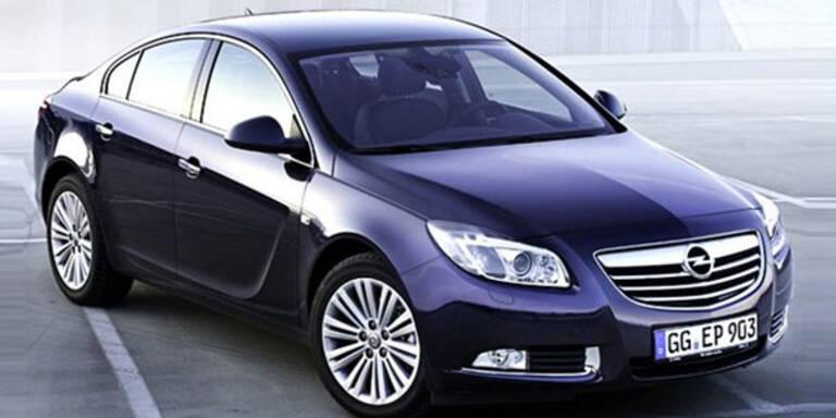 Dezentes Facelift für den Opel Insignia