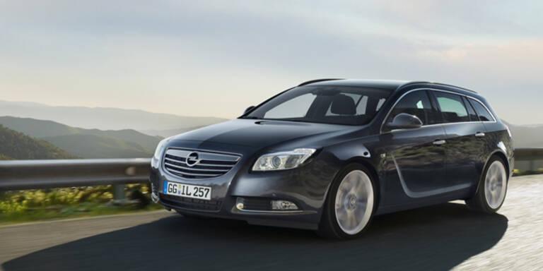 Mittelklasse-Opel mit viel Platz und neuem Namen