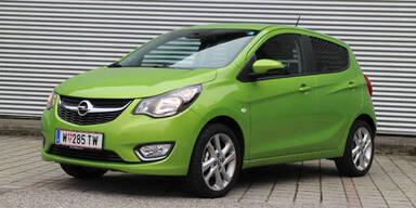 Opel Karl 1.0 Ecotec im Test
