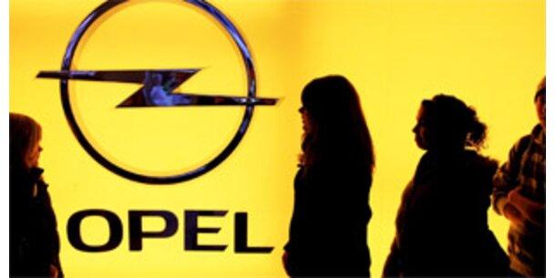 Opel-Konzept sieht Streichung von 7600 Stellen vor
