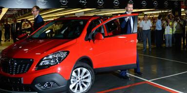 Opel ist weiter im Aufwind