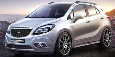 Irmscher motzt Opels neues SUV auf