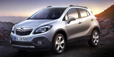 Weltpremiere des neuen Opel Mokka