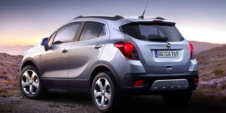 Opel verrät Preise des neuen Mokka