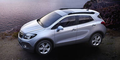 Opel Mokka ist absoluter Bestseller