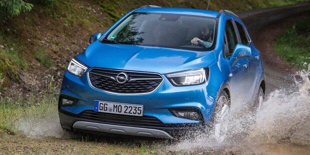 So fährt sich der Opel Mokka X