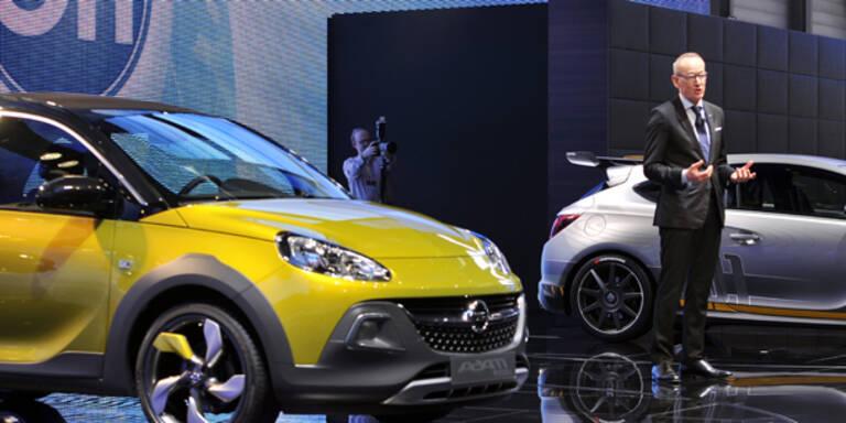 Opel: Neues Modell & Rückzug aus China