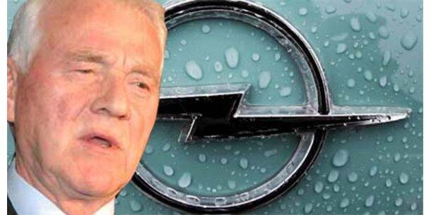 Magna will weniger als 20% an Opel