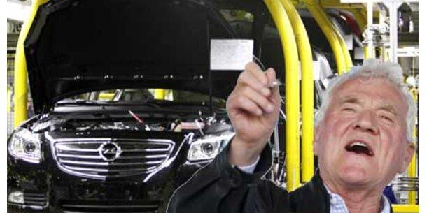 Stronach neue Nr. 1 bei Opel