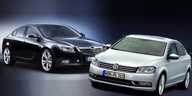 Übernimmt VW jetzt Opel?