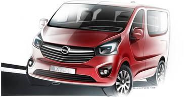 So kommt der komplett neue Opel Vivaro