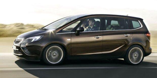 Peugeot soll neuen Zafira entwickeln