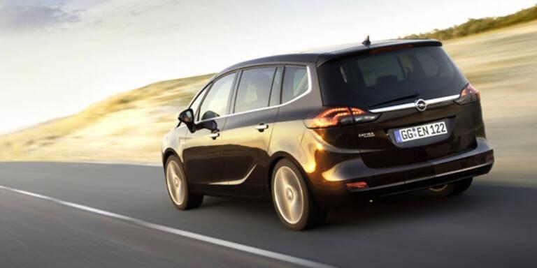 Opel mit vier Premieren auf der IAA 2011