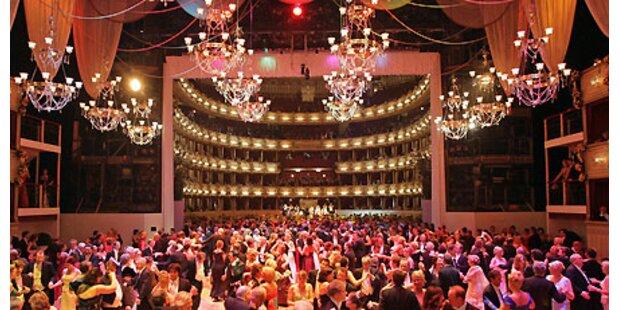 Opernball soll wieder glänzen