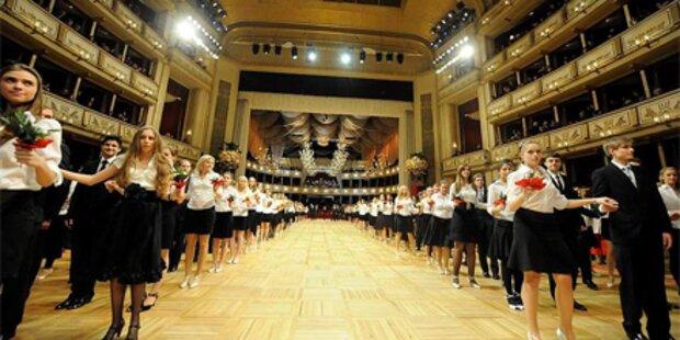 Die Stargäste am Wiener Opernball