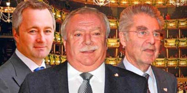 Politik & Wirtschaft: Diese VIPs feiern