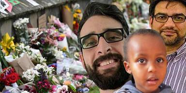 Das sind die Opfer des Moscheen-Killers