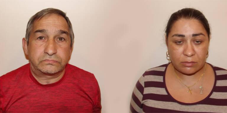 Spendengelddiebe verhaftet: Weitere Opfer gesucht