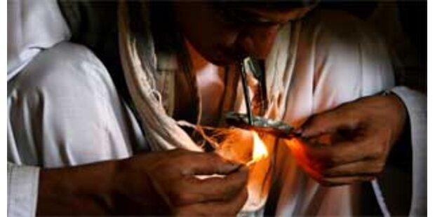 Opiumanbau in Afghanistan auf Rekordniveau