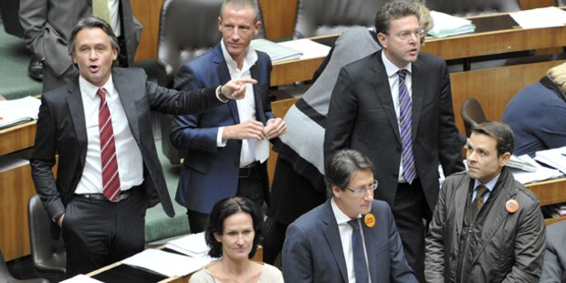 Regierung beschließt Schuldenbremse