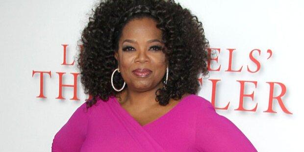 Oprah erlitt Nervenzusammenbruch