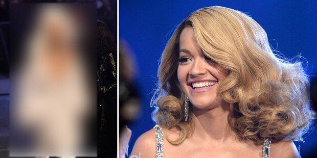Netz feiert Rita Ora für diesen Look