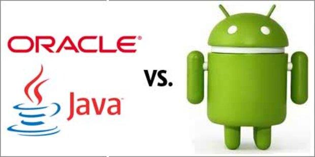 Oracle verklagt Google wegen Android