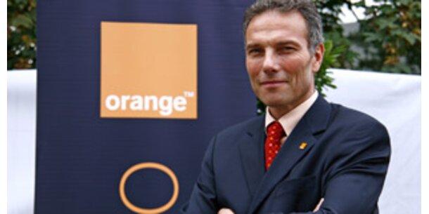 Mobilfunker Orange gibt Jobgarantie für 2009