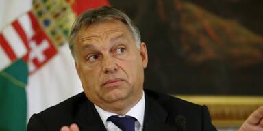 Orban weigert sich Flüchtlinge zurückzunehmen