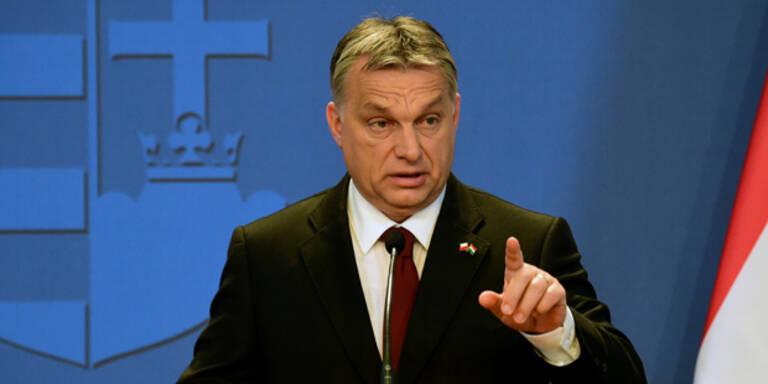 Orban: EU-Flüchtlingspolitik Schuld an Brexit