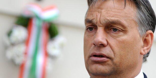 Orban: Flüchtlinge bringen