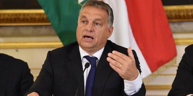 Orban warnt vor deutsch-türkischem Geheimpakt