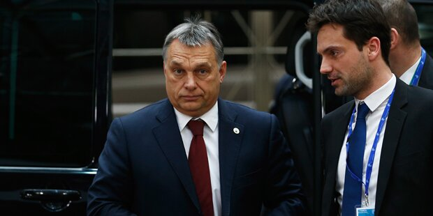 Orban lässt Türkei-Deal platzen