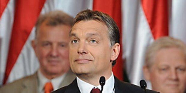Orban: Keine Euro-Einführung vor 2020