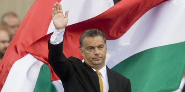Mediengesetz: Orban tritt Rückzug an