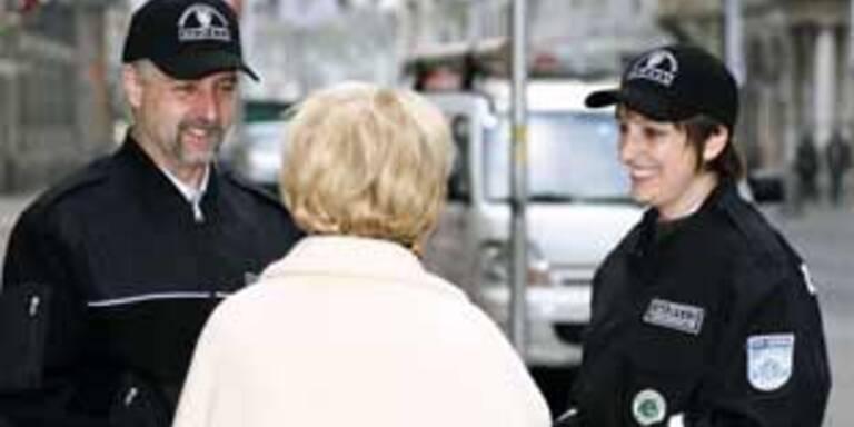 Grazer Ordnungswache soll Polizei Arbeit abnehmen